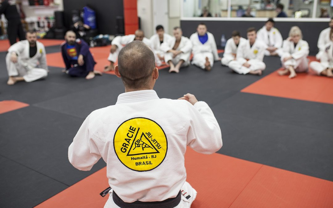Barrie BJJ | With Growth Comes Change