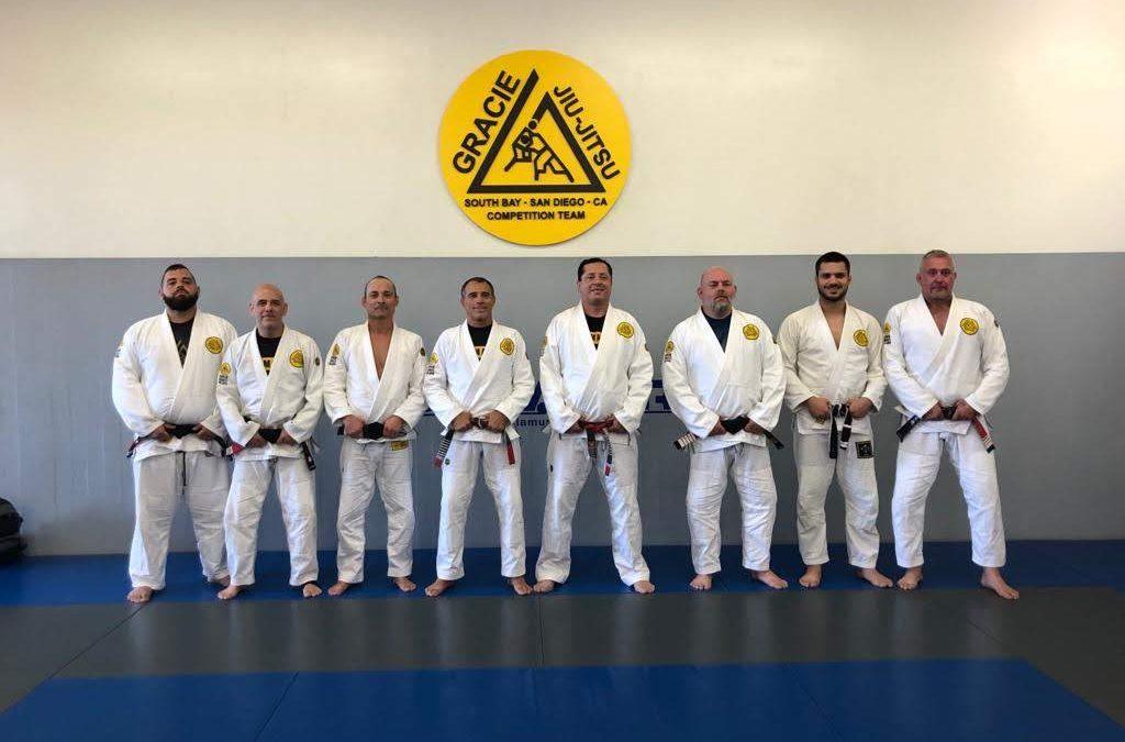 2019 Annual Gracie Humaita Jiu-Jitsu Meeting in San Diego
